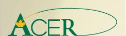 Offres d'emploi  –  3 postes à combler au Centre ACER
